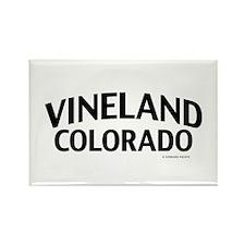 Vineland Colorado Rectangle Magnet