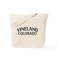 Vineland Colorado Tote Bag