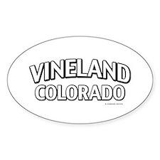 Vineland Colorado Decal