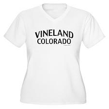 Vineland Colorado Plus Size T-Shirt