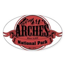 arches 2 Decal