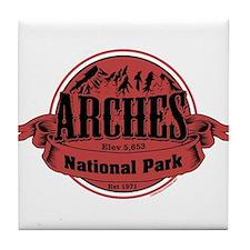 arches 2 Tile Coaster