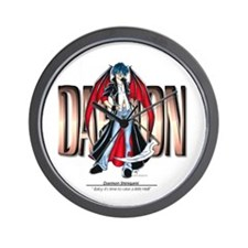 Daemon NeoShinigami Wall Clock