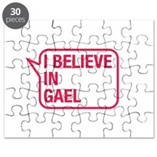 I Believe In Gael Puzzle