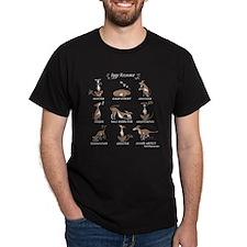 Iggy Resume (Dark) T-Shirt