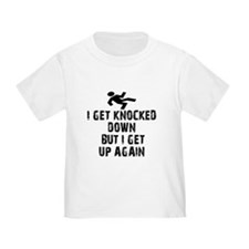 I Get Knocked Down T