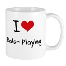 I Love Role-Playing Mug