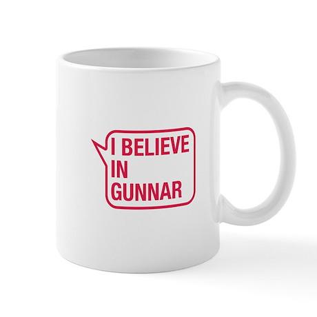 I Believe In Gunnar Mug