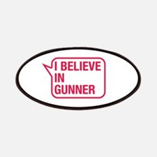 I Believe In Gunner Patches