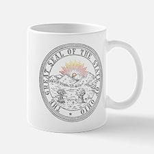 Vintage Ohio State Seal Mug