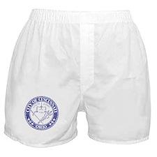 Vintage Cincinnati Seal Boxer Shorts