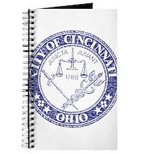 Vintage Cincinnati Seal Journal
