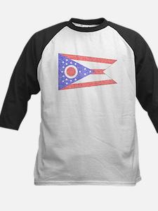 Vintage Ohio State Flag Baseball Jersey