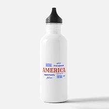 Celebrate America Water Bottle