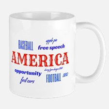Celebrate America Mug