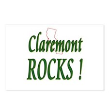Claremont Rocks ! Postcards (Package of 8)