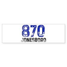 870 Bumper Bumper Sticker