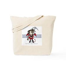 Chibi Shinimegami Tote Bag