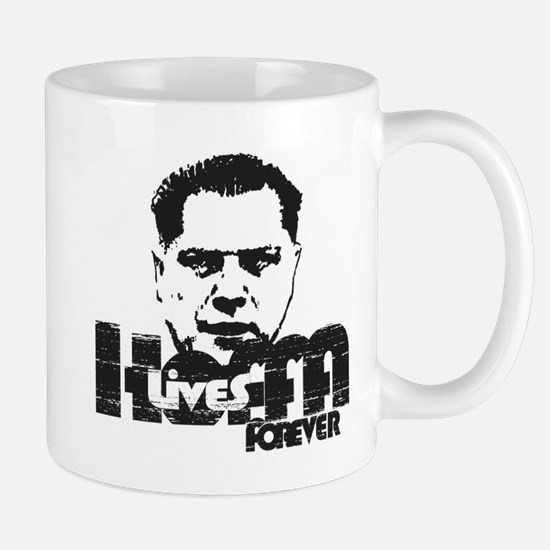 Hoffa Lives Forever Mug