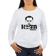 Hoffa Lives Forever Long Sleeve T-Shirt