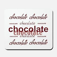 Celebrate Chocolate Mousepad