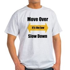 Move Over Front/Back T-Shirt