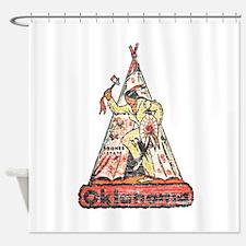 Mens Cherokee Shower Curtains Mens Cherokee Fabric