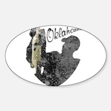 Oklahoma Fishing Decal