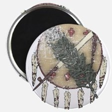 """Faded Dreamcatcher 2.25"""" Magnet (10 pack)"""