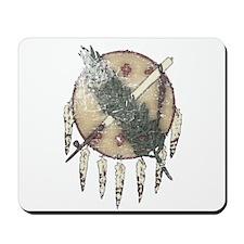 Faded Dreamcatcher Mousepad