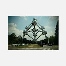 Atomium Rectangle Magnet