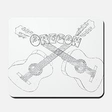 Oregon Guitars Mousepad