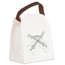 Oregon Guitars Canvas Lunch Bag