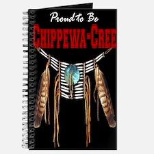 Proud to be Chippewa-Cree Journal