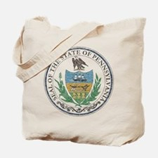 Vintage Pennsylvania Seal Tote Bag