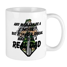 Any Man Can Be A Father Mug