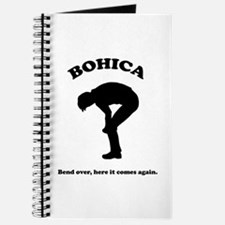 Bohica Bend Over Journal