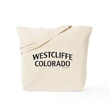 Westcliffe Colorado Tote Bag