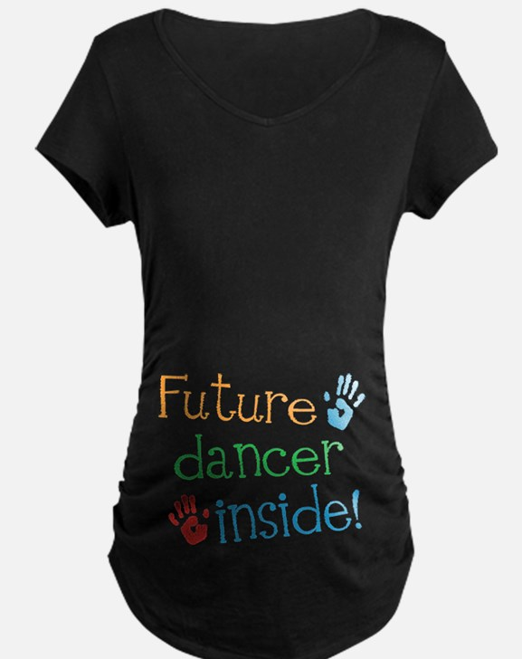 Dancer Maternity T-Shirt