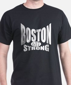 Boston Strong 617 T-Shirt