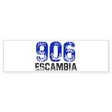 906 Bumper Bumper Sticker