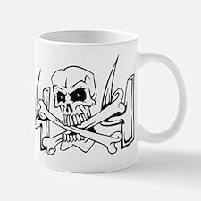 4x4 Skull Mug