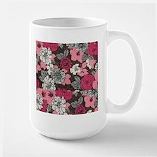 flower collage Mug