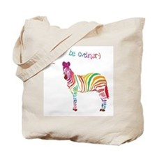 Never Be Ordinary Tote Bag