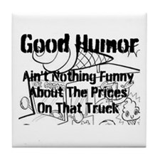 Good Humor Tile Coaster
