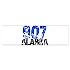 907 Bumper Car Sticker