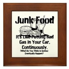 Junk Food It's Like Putting Bad Gas In Your Car Fr