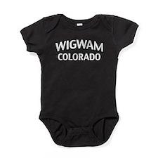 Wigwam Colorado Baby Bodysuit