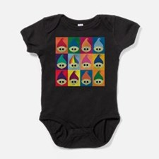 Troll Army, Rainbow Leader Baby Bodysuit