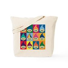 Troll Army, Rainbow Leader Tote Bag